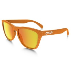 Oakley Frogskins Purple Red Iridium
