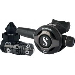 scubapro mk25/s600 din black tech