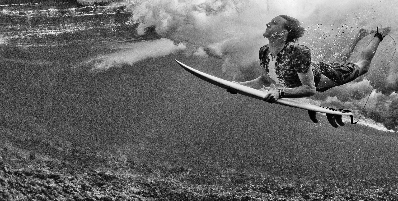 """""""Il surf è rivelazione, ti cambia la vita"""""""