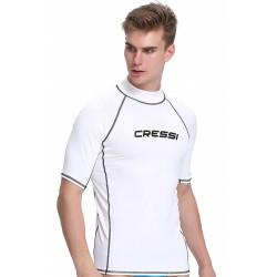 CRESSI RASH GUARD UOMO bianco