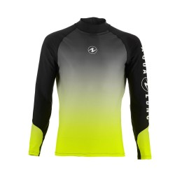 AQUA LUNG RASH GUARD UOMO giallo