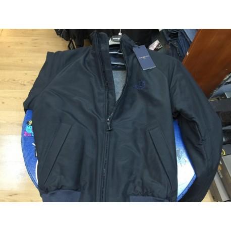 HENRI LLOYD Bomber Navy Jacket