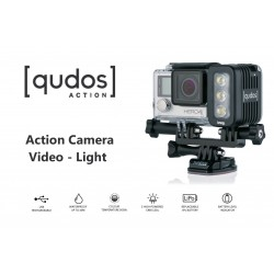 qudos Action GOPRO Flashlight