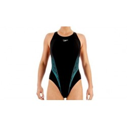 SPEEDO TURBOCHARGE Costume Donna Intero