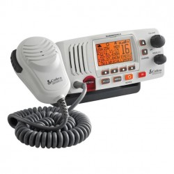 COBRA MRF57W Class-D Fixed Mount VHF Radio