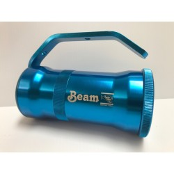 SCUBA LIGHT BEAM ILLUMINATORE ALOGENO